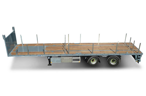 City trailer