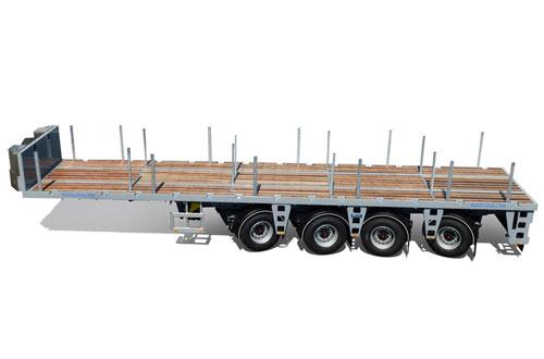 Ballast trailer