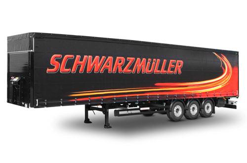 Ultralight schuifzeilen trailer
