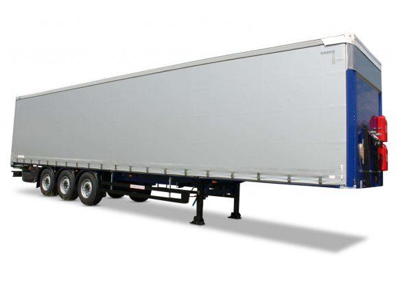 Schwarzmüller RH125 Schuifzeilen trailer