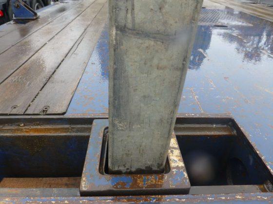 Telesattel | 3 achsen hydraulisch gelenkt | ausschiebbar bis 36 m | nutzlast 34 t