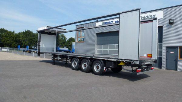 Schwarzmüller RH150 Ultralight coil schuifzeilen trailer