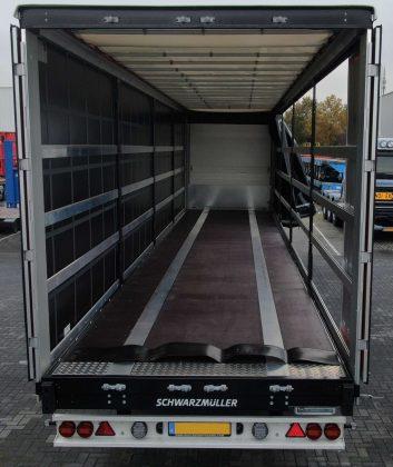 Schwarzmüller RH80 Ultralight schuifzeilen trailer