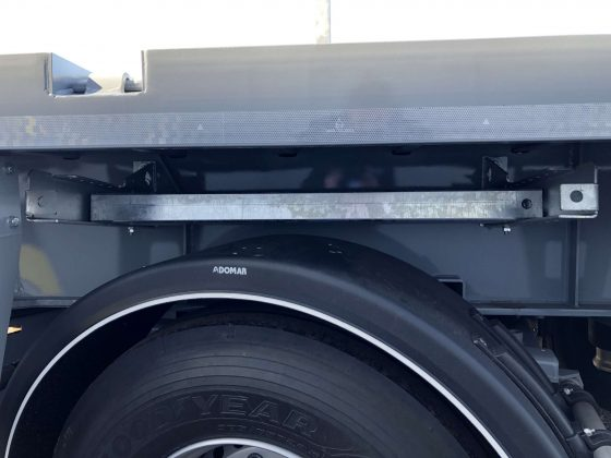BALLAST TRAILER // 4 AXLE // STEERED // 55 TON PAYLOAD